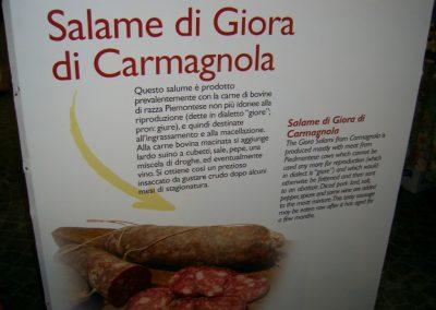 Agripiemonte salame giora carmagnola