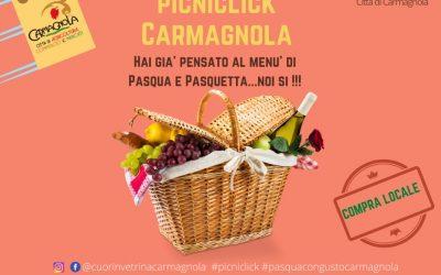 Pasqua con gusto con il nostro Picniclick Box