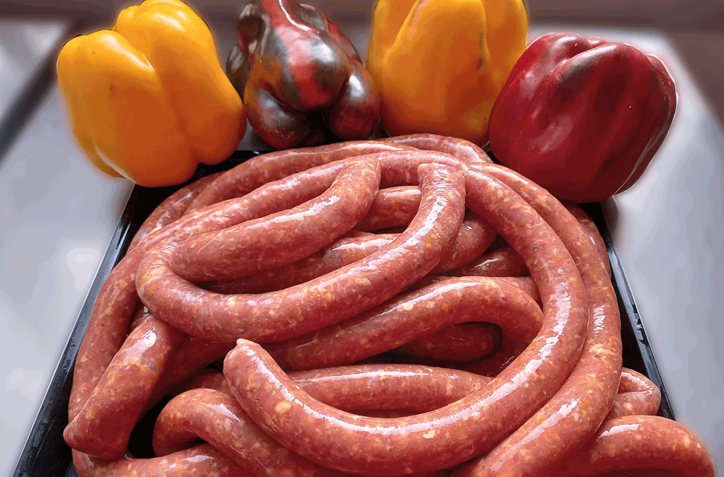 Salsiccia-al-peperone-agripiemonte
