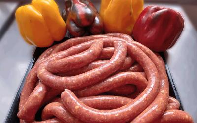 Salsiccia al peperone